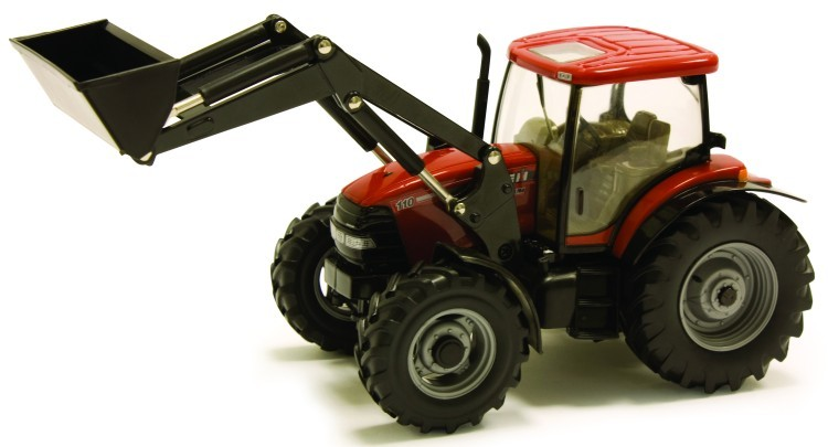 Case IH Maxxum 110 with Loader