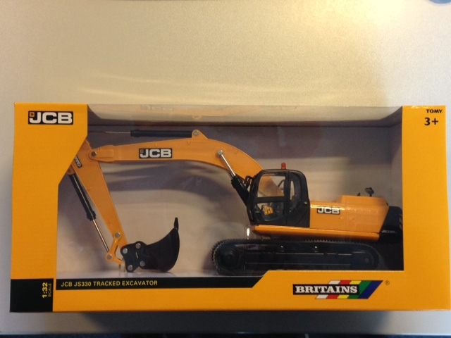 JCB JS330 Tracked Excavator