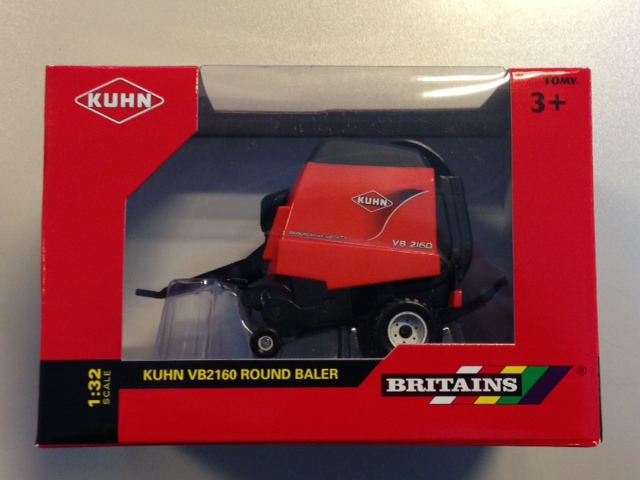 Kuhn VB2160 Round Baler
