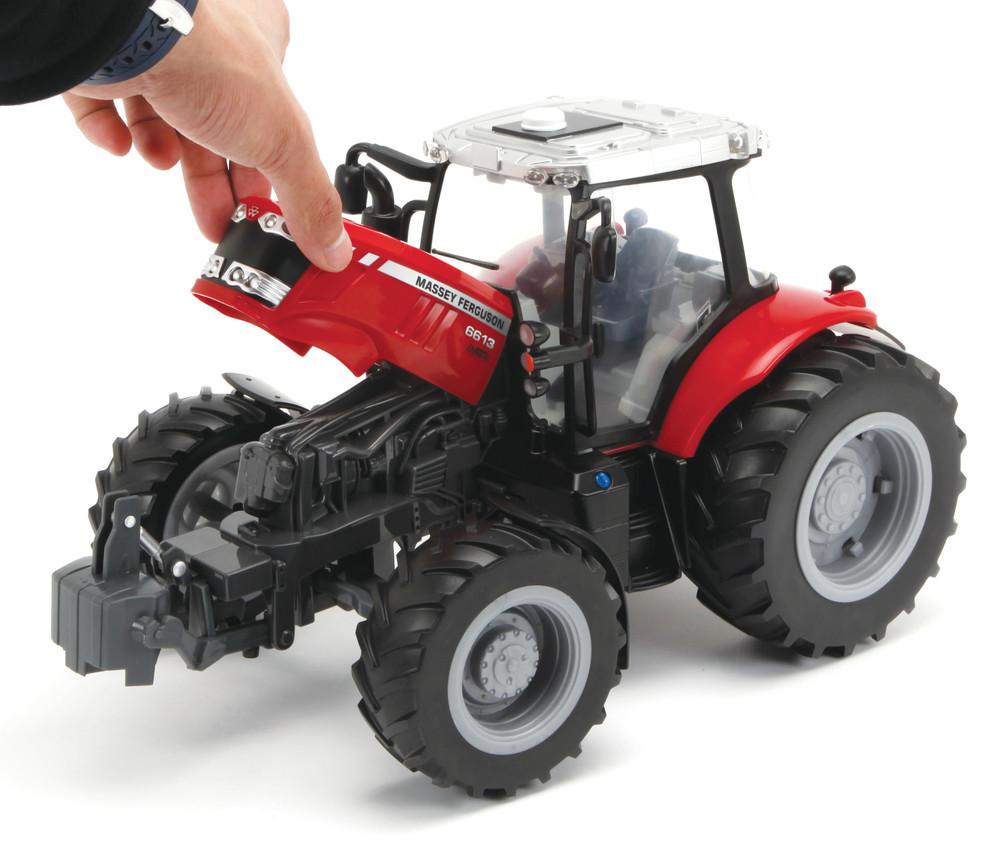 Big Farm Massey Ferguson 6613 - 1:16