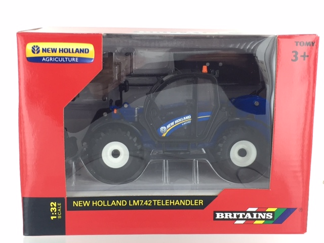 New Holland LM7.42 Telehandler
