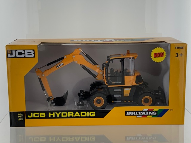 JCB Hydradig