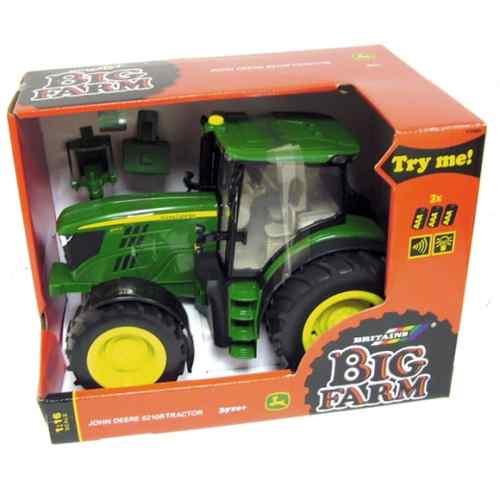 Big Farm John Deere 6210R Tractor
