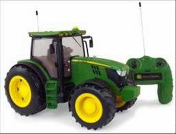 Big Farm John Deere 6190R Control