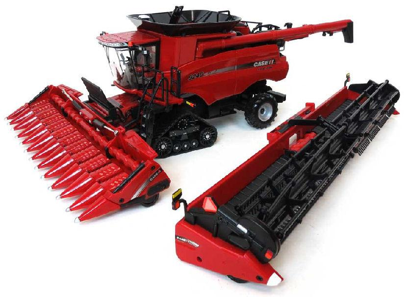 Case IH 9240 Axial-Flow Combine