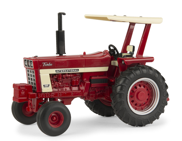 IH 1066 with ROPS
