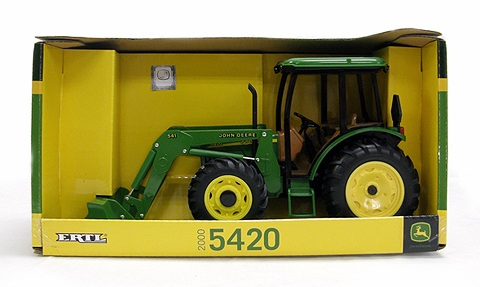 John Deere 5420 Tractor with Loader