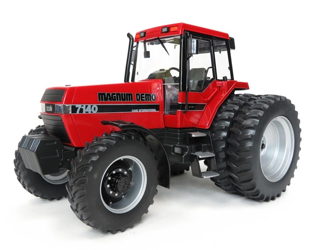 Case IH Magnum 7140 DL Demo Magnum Toy Tractor Times