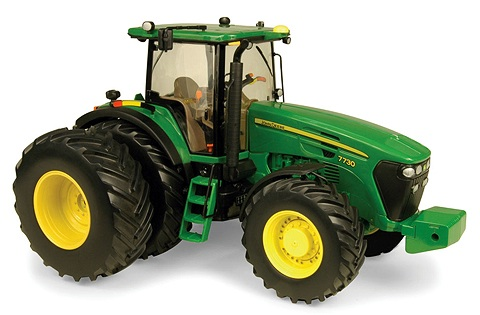 John Deere 7730 Tractor Prestige