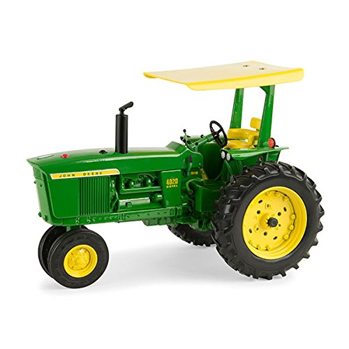 John Deere 4020 met Zonnedak - Prestige Collection