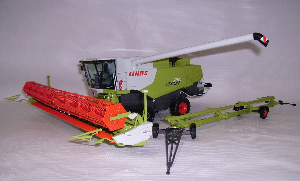 Claas Lexion 760 TT Limited Edition