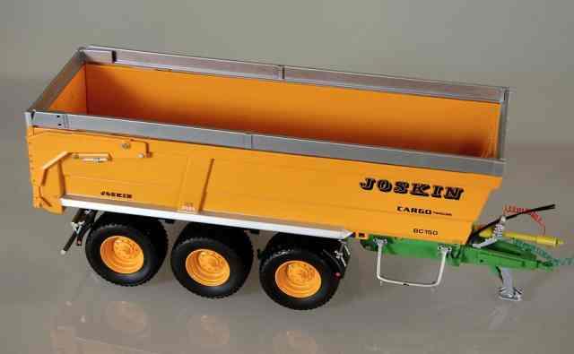 Joskin Cargo-Space