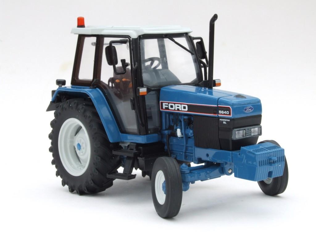 Ford 6640 SL 2WD