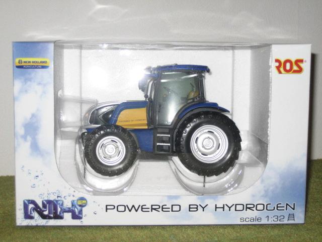 New Holland Hydrogen