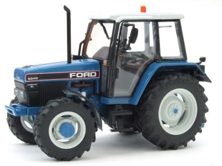 Ford 6640 SL 4WD