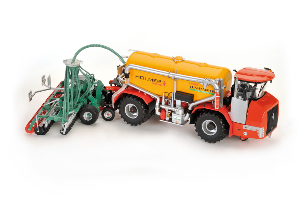 Holmer Terra-Variant Eco + Rear spreader