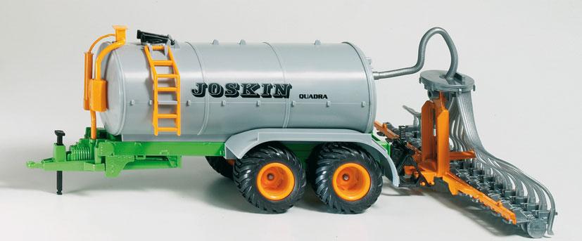 Joskin Tankwagen met Injecteur