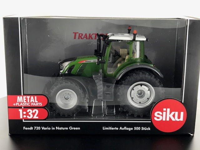 Fendt 720 Vario Nature Green - Limited Edition