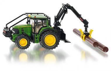 John Deere Forest Tractor