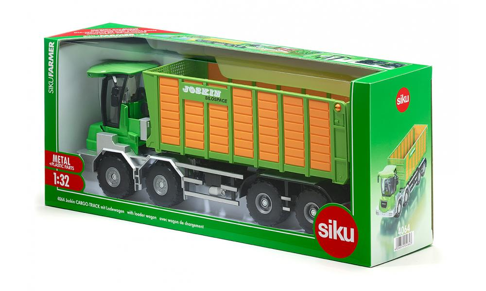 Joskin Cargo-Track with Loaderwagon