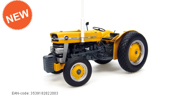 Massey Ferguson 135 Yellow Limited Edition