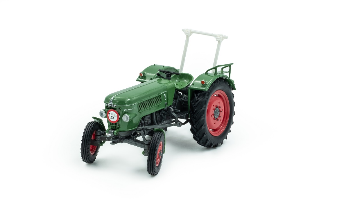 Fendt Farmer 2D met Rolbeugel - Limited Edition