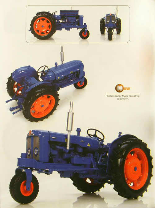 Fordson Super Major Row Crop