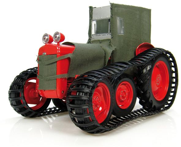 Ferguson TEA-20 SUE Northpole Tractor (uitloop)