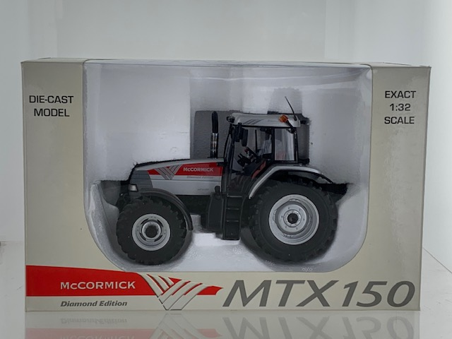 McCormick MTX150 Diamond Edition - Limited Edition