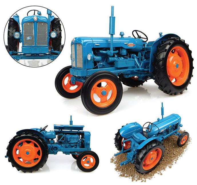 Fordson Power Major 1958 - 1:16