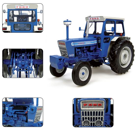Ford 7000 - 1:16