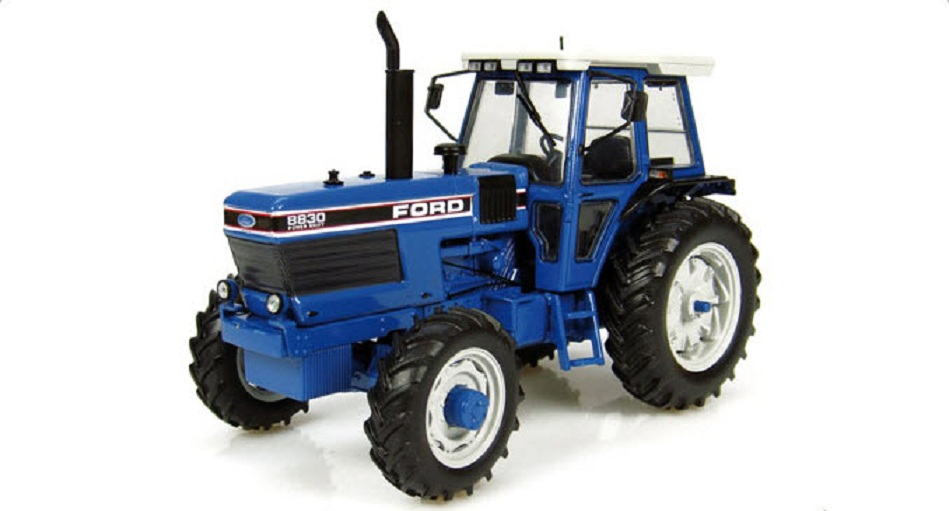 Ford 8830 Powershift