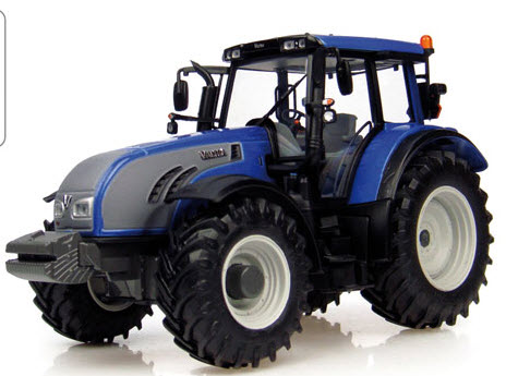 Valtra T-Series Metallic Blue 2011