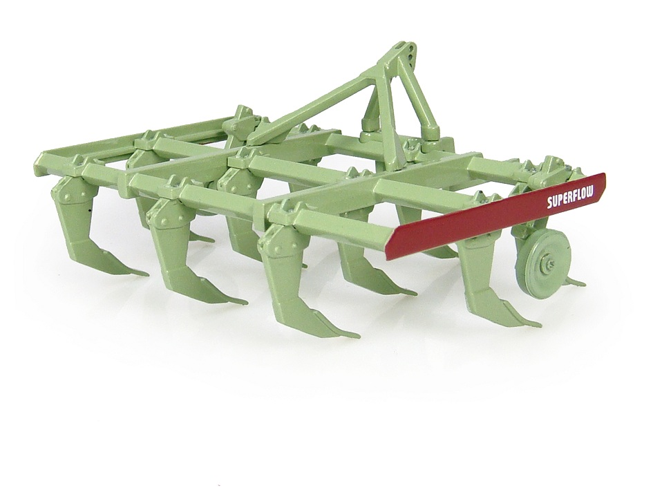 Bomford Superflow Plough New Colour