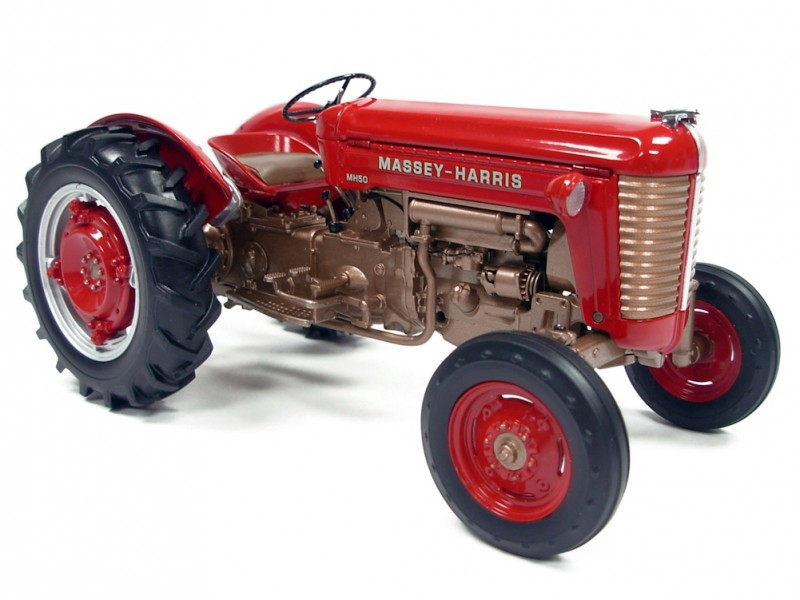 Massey Harris MH50 (1956) (uitloop)