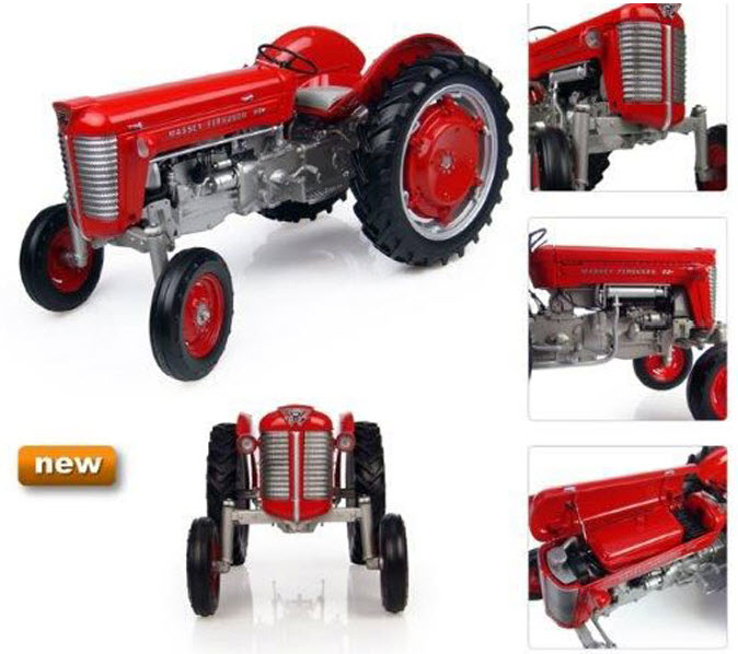 Massey Ferguson 50 High Arch (1959) Limited Edition