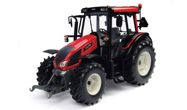 Valtra N103 Bright Red (2013)