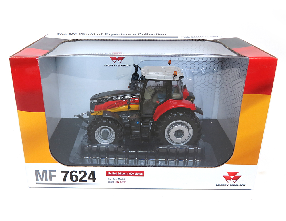 Massey Ferguson 7624 German-Edition