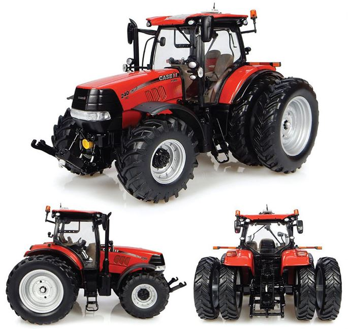 Case IH Puma 240 CVX with Duals (US-version) - 1:32
