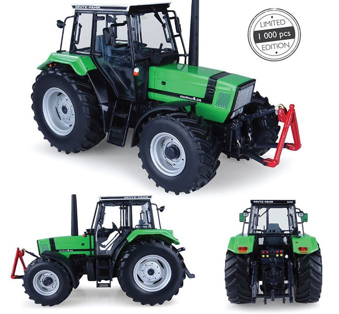 Deutz-Fahr AgroPrima 4.56 - Limited Edition