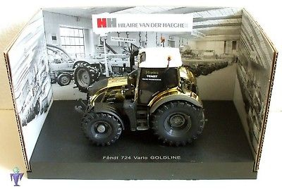 Fendt 724 Vario Gold Edition - Limited Edition