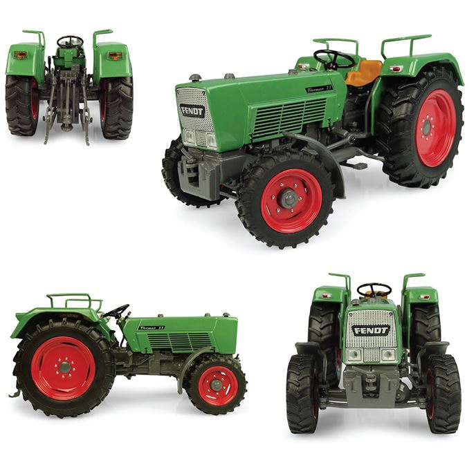 Fendt Farmer 3S 4wd - 1:32