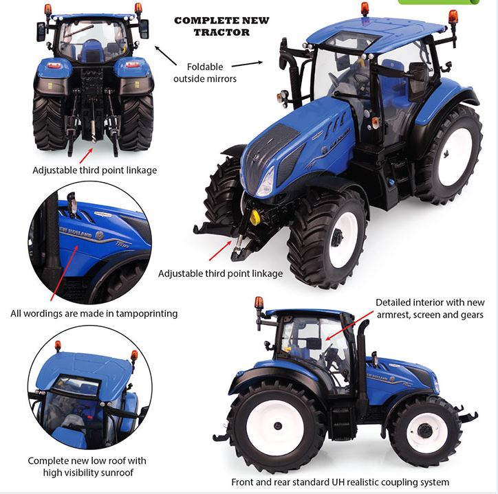New Holland T5.130