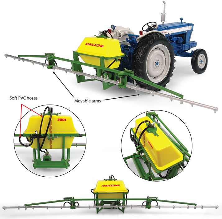 Amazone S300 Sprayer