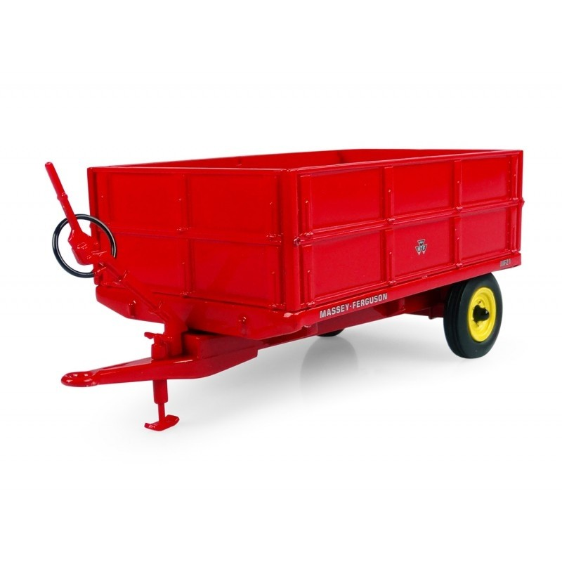 Massey Ferguson MF21 Hi-Side Tipping Trailer