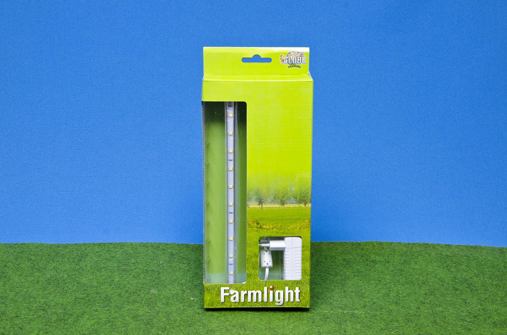 Led Stalverlichting 220 volt 12 lamps 27cm