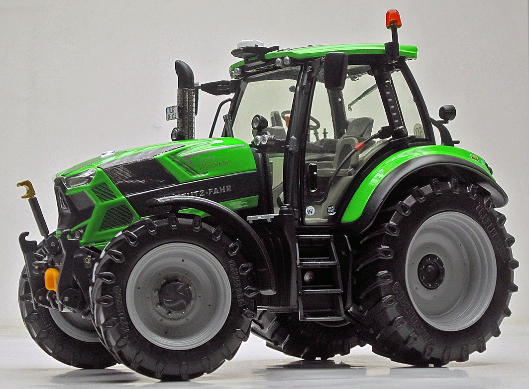 Deutz-Fahr 6165 TTV Warrior (2019-)