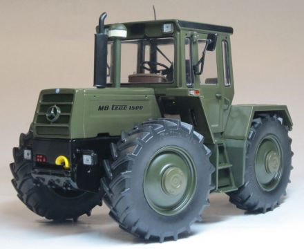 MB Trac 1500 Bundeswehr (1980-1987) - Limited Edition
