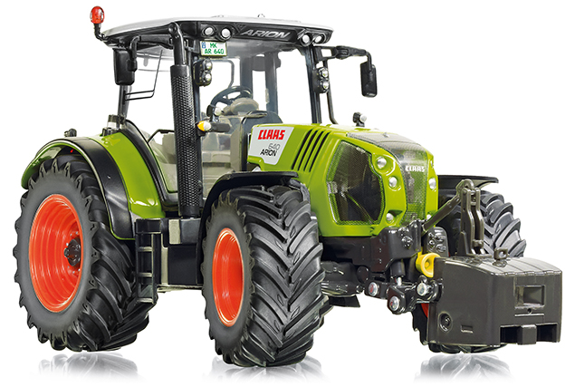 Claas Arion 640 - WIKING