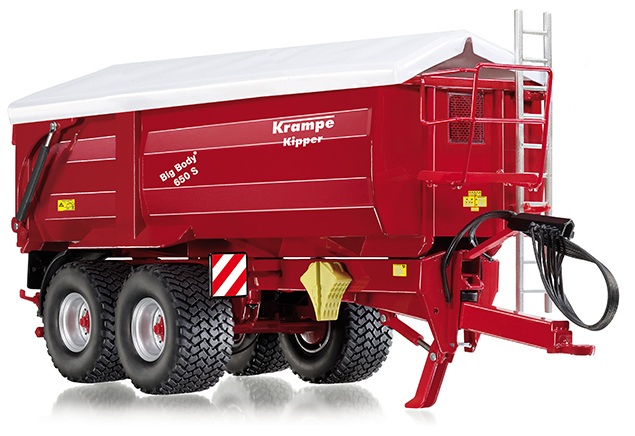 Krampe Big Body 650 S - WIKING